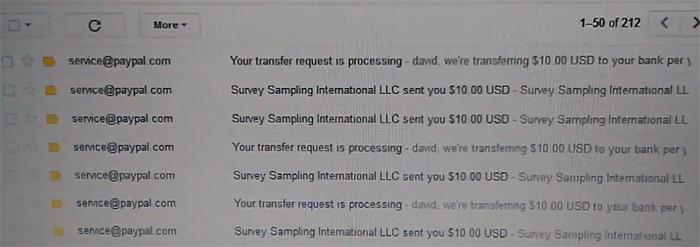Opinion Outpost Payment Proof